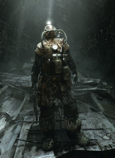 gamefreaksnz:   Metro: Last Light survival guide trailer  This survival guide prepares players for their service in the Spartan Order, the self-styled protectors of the Metro.