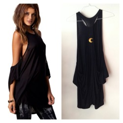 The MoonCult Cover Up / Moon Shine Apparel on We Heart It - http://weheartit.com/entry/62167506/via/MoonShineApparel   Hearted from: http://moonshineapparel.bigcartel.com/product/moon-cult-cover-up