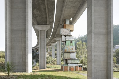 fadeoutmyself:  Filip Dujardin, Guimarães 008, 2012, from '(DIS)LOCATION'