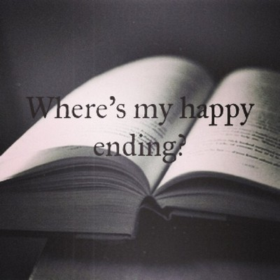 donotbetrashy:  Where's My Happy Ending? | via Tumblr em @weheartit.com - http://whrt.it/13N89bQ