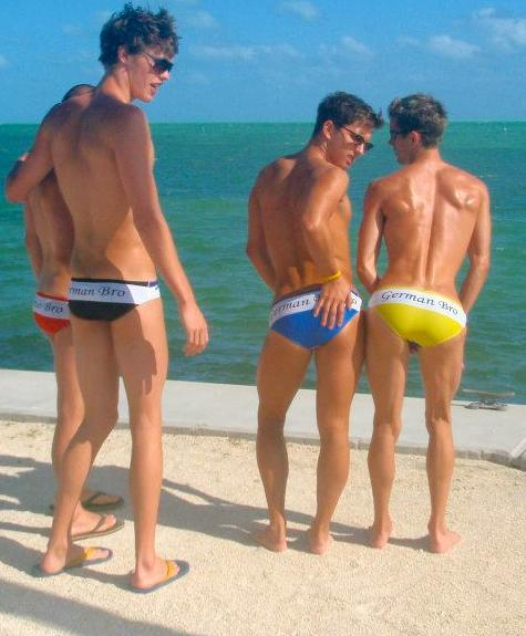 the #german #bros again, letting their #ass-ets do the talking…     #topher :)  tweet us @BestOfBromance and tell your friends!