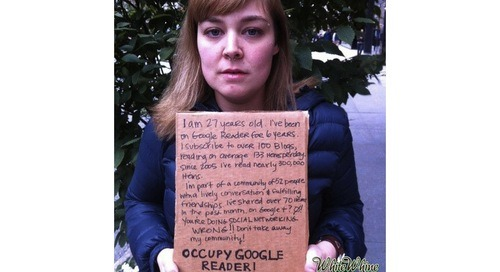 Standing up against the 1% of people who like Google+