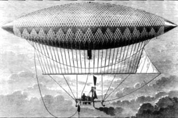 An early Airship !