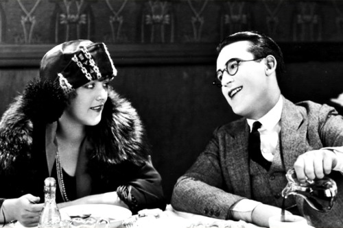 Mildred Davis and Harold Lloyd in Dr. Jack (1922)