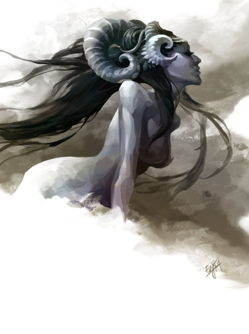 Capricorn by ~engkit