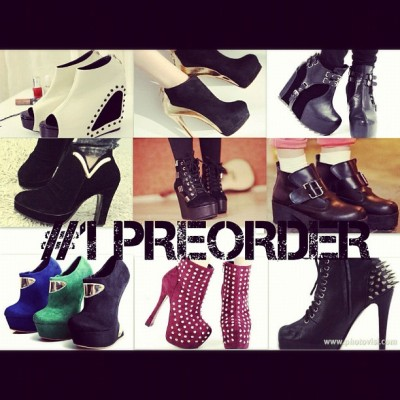 HI ALL! i'm launching my first shoes pre-order! please take a look and help share this! www.helptheshorties.blogspot.sg