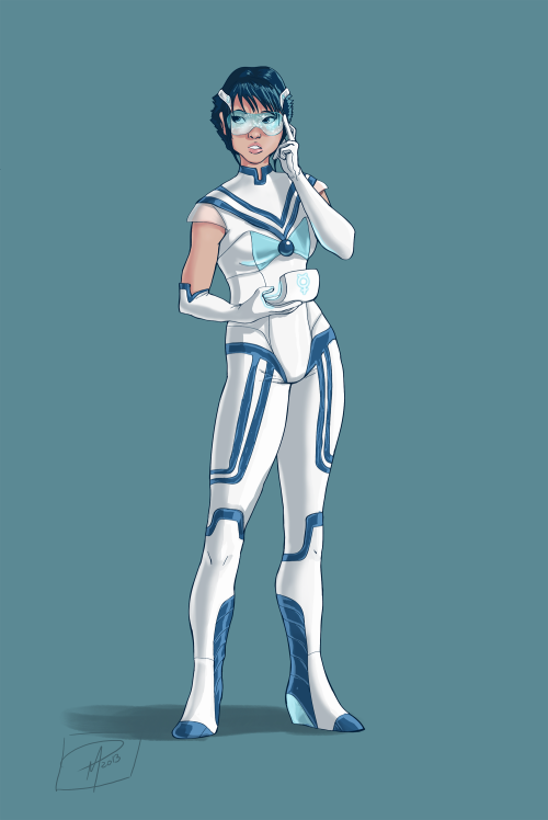Oh look I redesigned Sailor Mercury. This is what I'm gonna be doing for a while now.  I haven't yet decided if the Hoodievengers thing is done or not, because I'd very much like to make a couple more but, y'know….I need to switch it up a bit every now and then. deviantart link