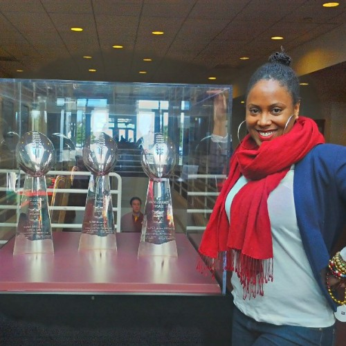 iyetade:  3timechamps! @Redskins park #washingtondc #washingtonredskins #travelwithzeal #travel #iyetadescoop #football #fun #me  #httrs