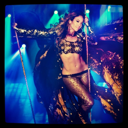 "Jennifer lopez ""LIVE IT UP ""promo shot photographed by Steven Gomillion and Dennis Leupold"