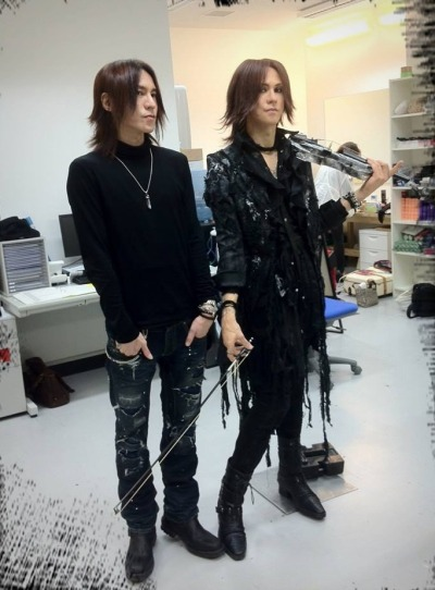 My other self completed 分身完成 - SUGIZO
