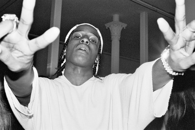 williamyan:  A$AP Rocky by William Yan  ASAP…