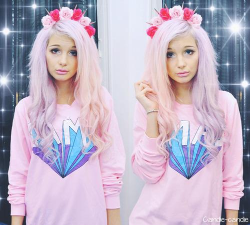 purple hair pastel hair pink hair colored hair dyed hair colorful hair dyehappyhaircolor Dyehappy