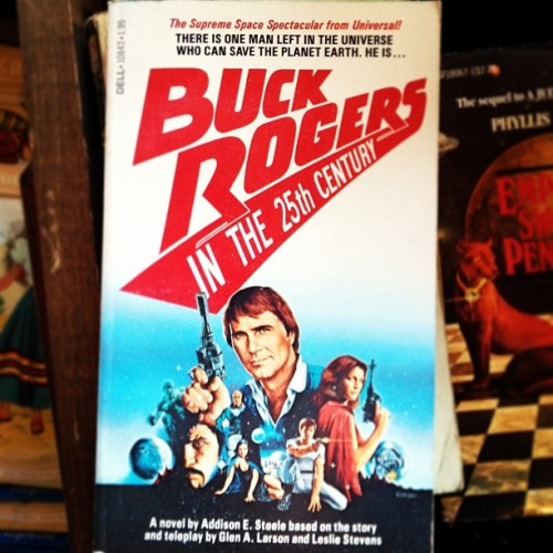 Based on a Teleplay… #LiteraryFiction #BuckRogers (at Brownstone Treasures)