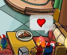 mine club penguin