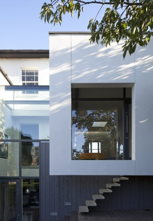 cut and fold house | detail ~ ashton porter architects