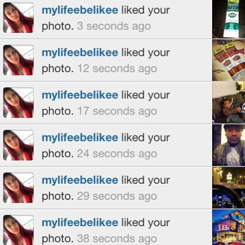 @mylifeebelikee Good Looking out for the Support of my Company! (at FittedSole Low spot)