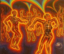 psychedelic dance energy