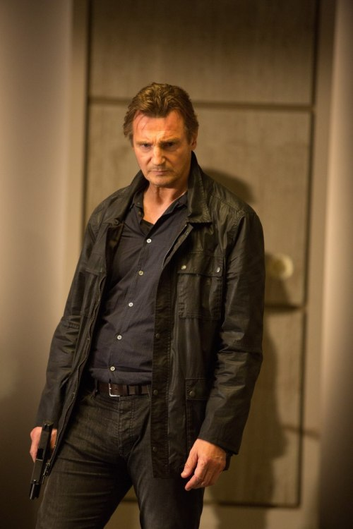 Liam Neeson in Taken 3