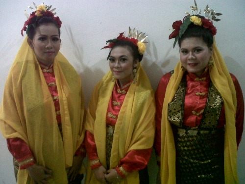 Traditional Dresses from Aceh, Indonesia