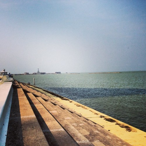 """The spot""  #corpuschristi #texas #oceandrive (at Shoreline/Ocean Drive)"