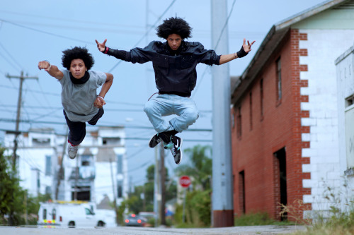 ajdacosta95:  Les Twins are so sick!!