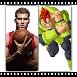 #FantasyFriday #BlakeGriffin #Android16 #DBZ #Movie