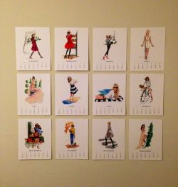 VERY happy with my Inslee 2013 calendar.