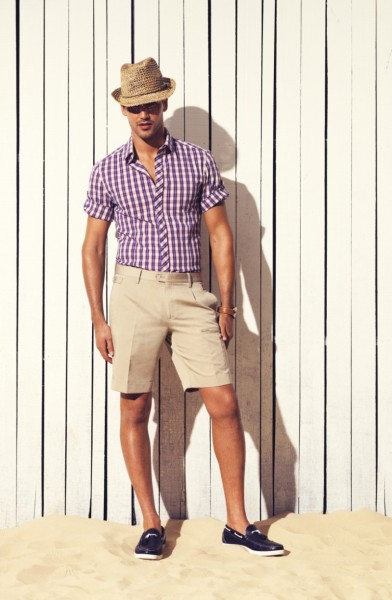 mensfashionworld:  Calibre Spring/Summer 2013 Lookbook