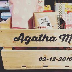 Agatha Morris, welcome :)