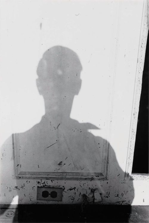cavetocanvas:  Lee Friedlander, Self Portrait, 1960-70