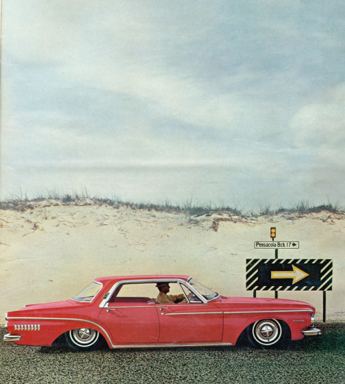 themcxx:  1962 Dodge Dart 440