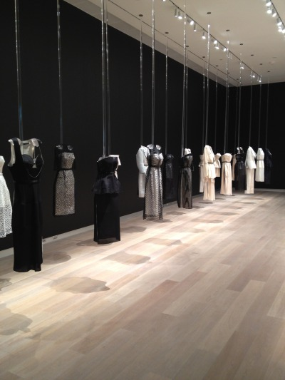 "The ""Francisco Costa for Calvin Klein Collection"" exhibition at SCAD"
