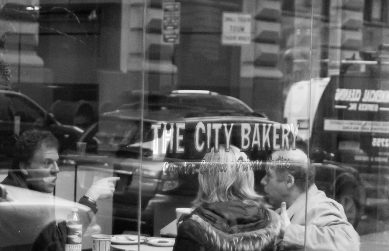 City Bakery. New York.