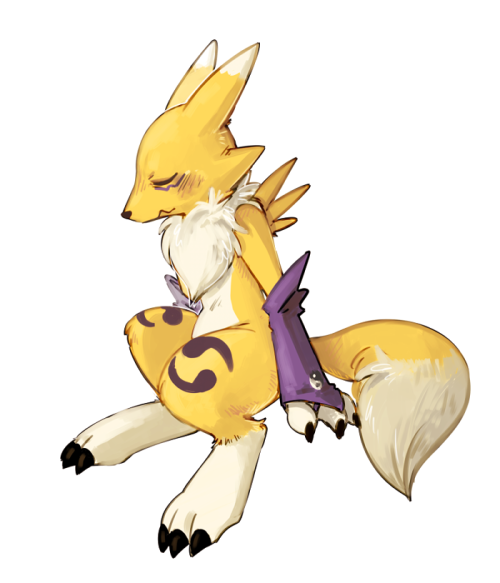 "I image searched ""renamon"" on google and was strangely unsurprised with the results"