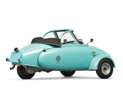 coffeenuts:  Microcar Jurisch Motoplan Prototype 1957 - 2 by Fine Cars on Flickr.