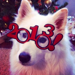 Happy new year everyone!!! May your 2013 be everything you dream of. x (at Durham)