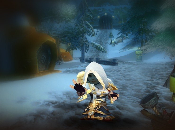 Jernina, Destroyer's End Female Gnome Priest US Nagrand [Cowl of the Avatar] [Mantle of the Avatar] [Vestments of the Avatar] [Bracers of the Black Dream] [Handwraps of Dying Light] [Vestal's Irrepressible Girdle] [Breeches of the Avatar] [Splinterfoot Sandals] [Staff of Immaculate Recovery]