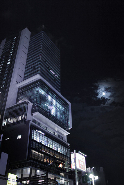 sleeplessjapan:  HIKARIE by linton!! on Flickr.