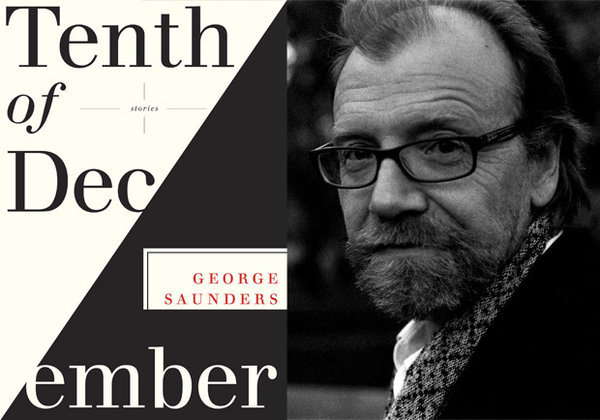 """The hype surrounding George Saunders's Tenth of December in the early days of the calendar year was kind of staggering. The backlash followed not long afterwards, when it was suggested that someone who can't seem to accrue enough pages to pen the Great American Novel couldn't actually be considered the writer of our time. This makes me cringe — maybe because I'm beginning to suspect that it's true."""