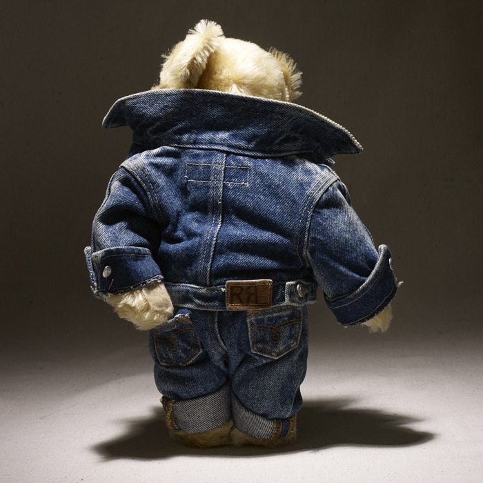 ralphlauren:   RL Vintage Collection: The Polo Bear  The 1993 Polo Bear sports Western and workwear features that have come to define Double RL  Explore Now
