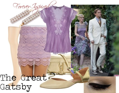 The Great Gatsby-Casual by forever-inspired featuring rebecca minkoff handbags