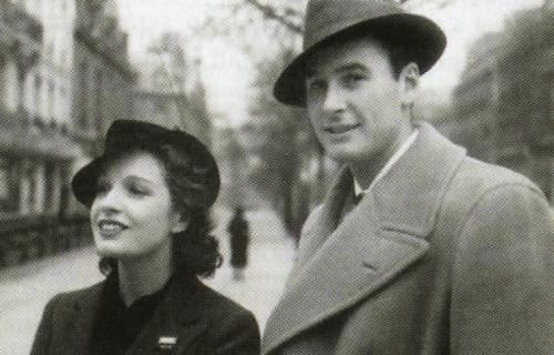 Lili Damita et Errol Flynn, années 1930