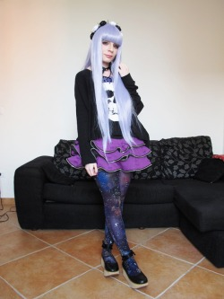 vanillasyndrome:  The tights are from Lady Macbeth  (*´ω`*)