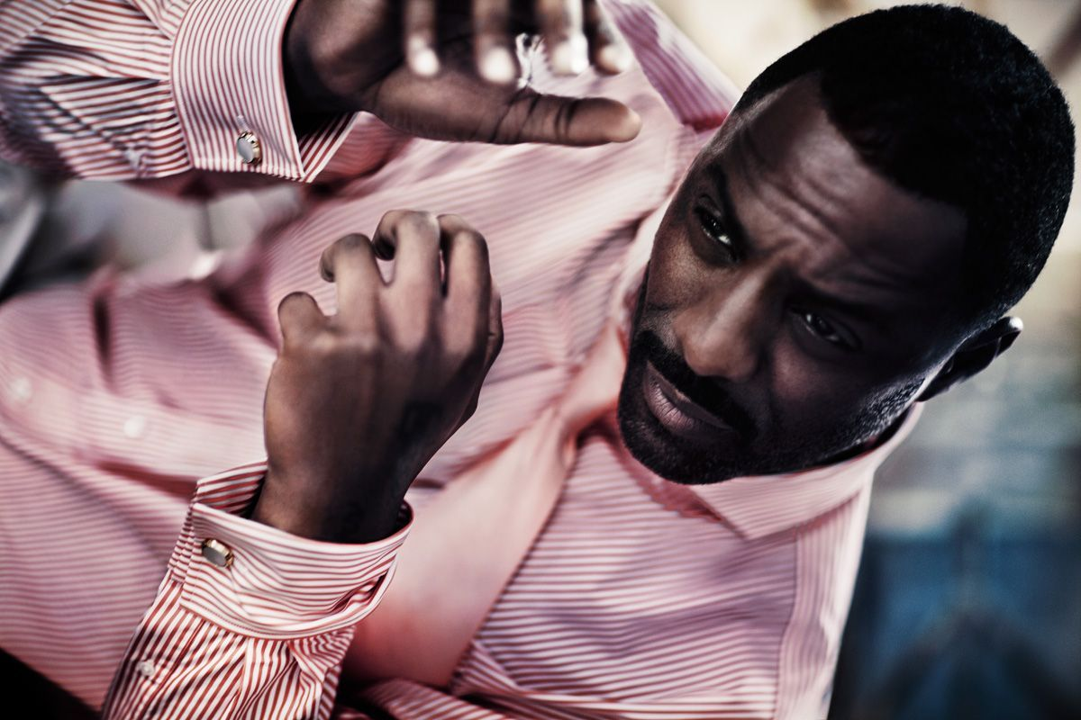 Idris Elba by Anthony Mandler