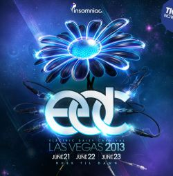 BE THE RAVE: Electric Daisy Carnival Las Vegas Ticket Giveaway