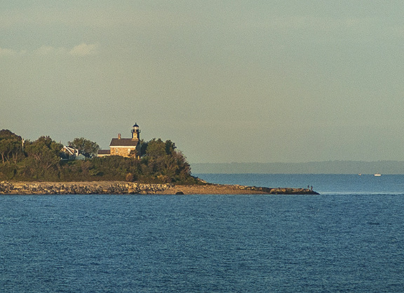 howieguja:  Old Field Point Light