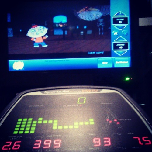 I frikken hate Bertram.  #familyguy #adultswim #workout #getfitorgetphat