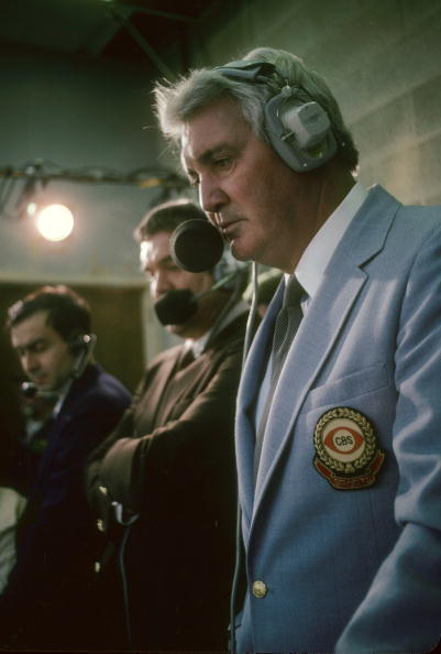 NFL broadcasting icon Pat Summerall has died at age 82. He called an NFL-record 16 Super Bowls.