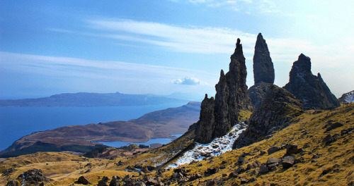 The Storr, Trotternish, Skye by ~V~ { Fox Maule II } on Flickr.