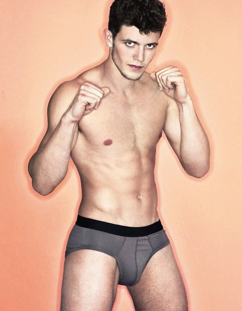 homotography:  Robert Mull by Billy Winters for Chaos Magazine